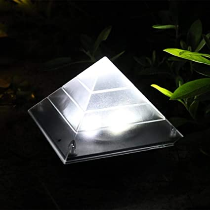 Amazon.com: YRD TECH Luz solar al aire libre – nueva energía ...