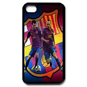 Generic Case Andres Iniesta For iPhone 4,4S ZDR1124197