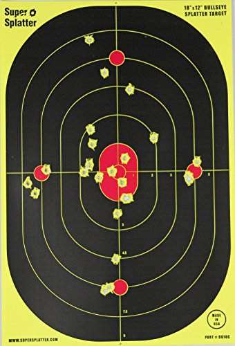 shoot no shoot targets - 2