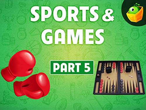 Sports & Games Part 5