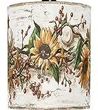 Illumalite Designs Sunflowers Shade