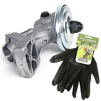 Retorno de ángulo para desbrozadora Stihl + guantes multi ...