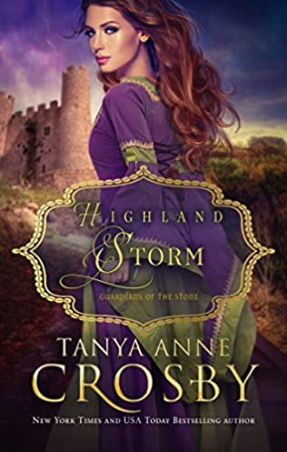 book cover of Highland Storm