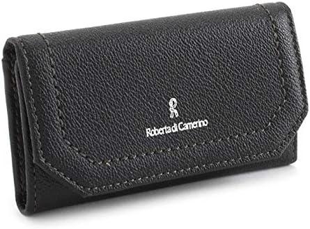 ロベルタディカメリーノ キーケース ブラック RobertadiCamerino rbi641-10 レディース 婦人