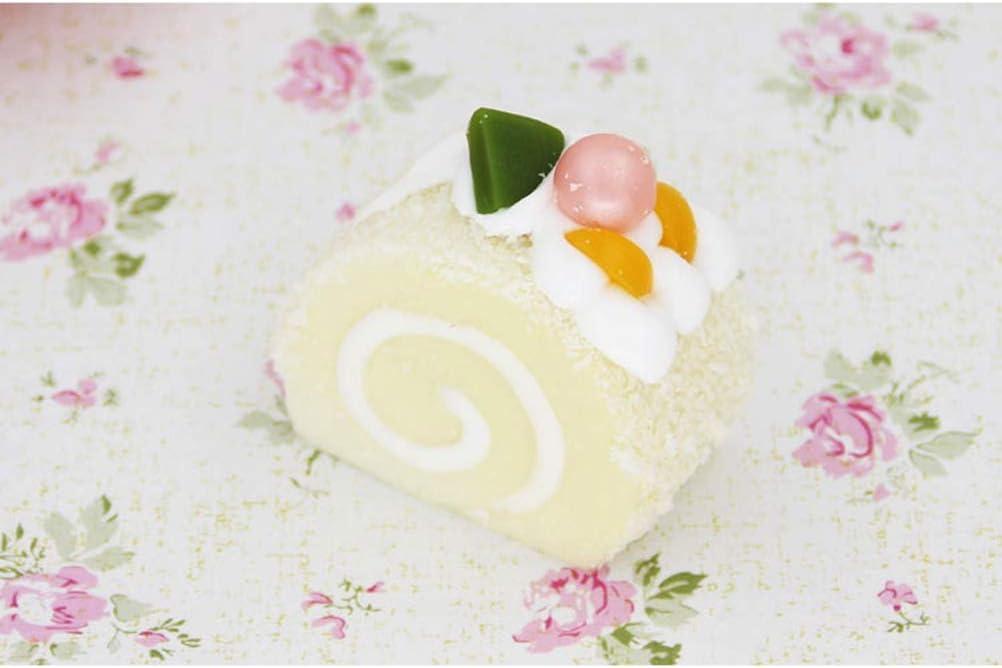 Vosarea Pastel Artificial simulación Falso Comida Cocina hogar decoración (Amarillo Claro): Amazon.es: Hogar