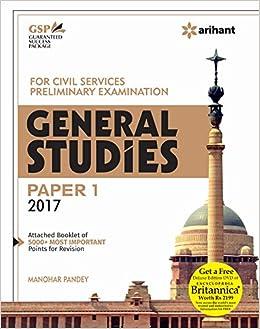 General Studies Book Pdf