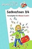 miniLÜK: Sachrechnen: Textaufgaben 3. und 4. Klasse