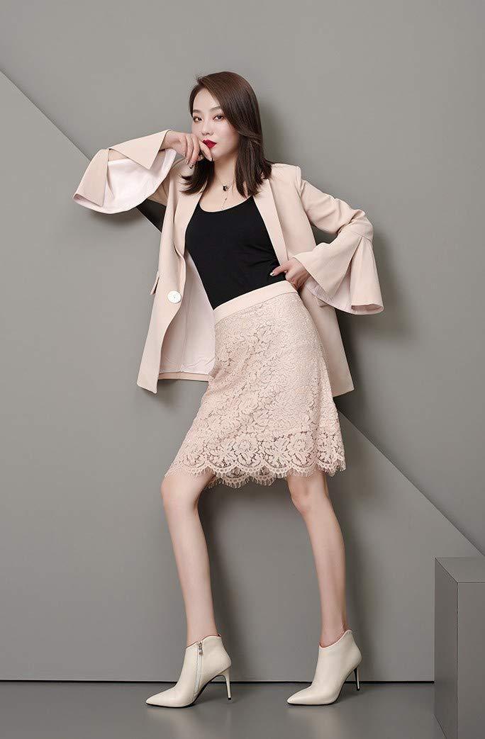 KJHVOS Damen Stiefel Einfache, Bequeme, Kurze Stiefel, High High High Heels Und Martin Stiefel. 89707d