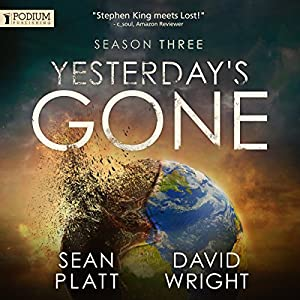 Yesterday's Gone: Season Three Audiobook