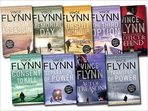 Image result for Vince Flynn