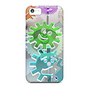 Lmf DIY phone caseTpu Shockproof/dirt-proof Emogear Cover Case For Iphone(iphone 6 4.7 inch)Lmf DIY phone case