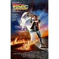 """Regreso al futuro: cartel de película (estilo normal) (tamaño: 24 """"x 36"""")"""