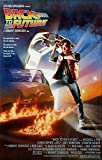 "Back To The Future - Movie Poster (Regular Style) (Size: 24"" x 36"")"