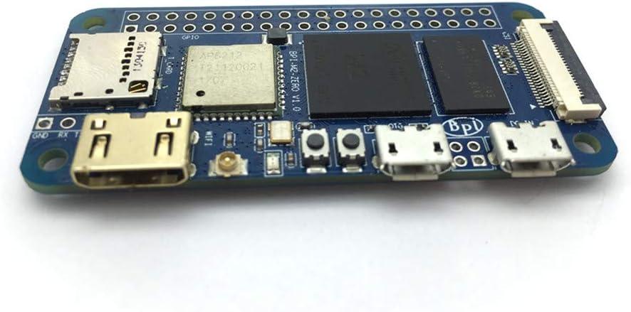 Quad-core Cortex-A7 512MB DDR3 WiFi /& Banana Pi BPI-M2 Zero H2