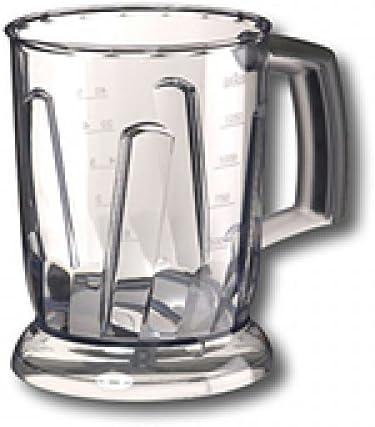 Braun Zerkleinerer Behälter 1000ml BC5000/6000 MR740 MR730 Typ 4