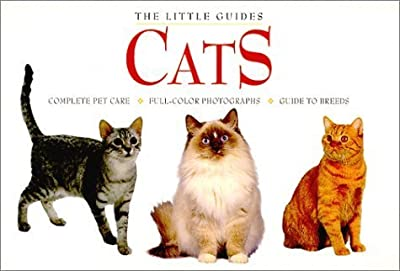 Cats (The Little Guides) (1999-07-03)