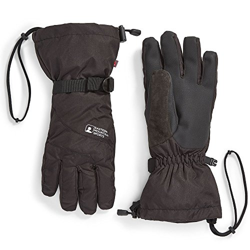 EMS Men's Altitude 3-in-1 Black M (Gloves Winter Thermolite)