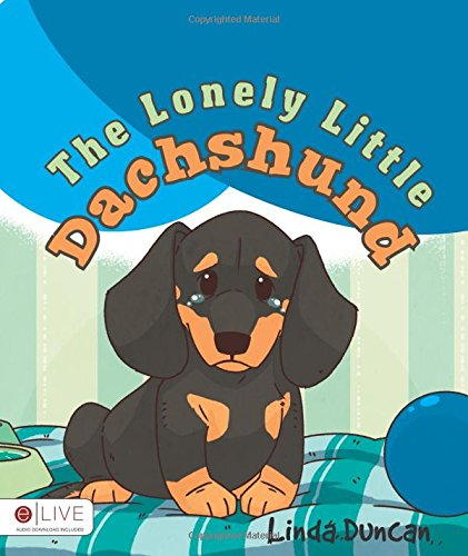Lonely Little Dachshund Linda Duncan product image