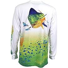 Guy Harvey Dorado Pro UVX Performance Long Sleeve Shirt