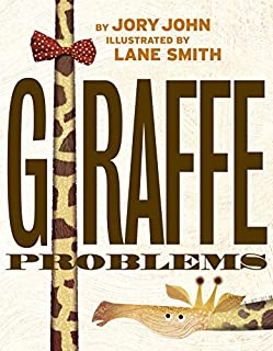 Book Cover: Giraffe Problems