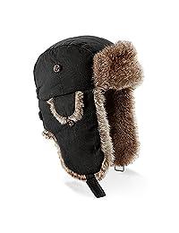 Beechfield Unisex Winter Urban Trapper Hat