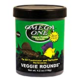 Omega One Veggie Rounds, 4.2 Ounce Container