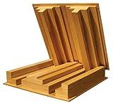 Auralex Sustain Bamboo QuadraTec Diffusor