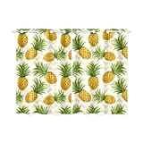 InterestPrint Tropical Theme Home & Kitchen Decor, Pineapple Window Treatment Panel Curtains,Set of 2,Total 52″x 39″ For Sale