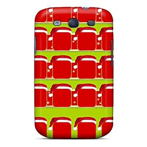 Unique Design Galaxy S3 Durable Tpu Cases Covers
