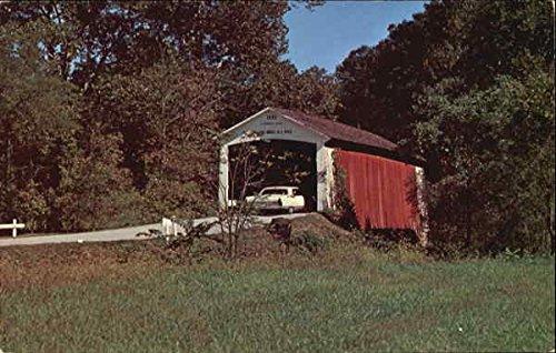 Billie Creek Village Rockville, Indiana Original Vintage (Billies Wholesale)