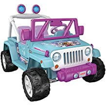 Fisher-Price Power Wheels Frozen Jeep Ride-On