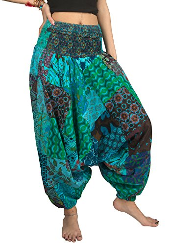Tribe Azure Patchwork Comfortable Colorful product image