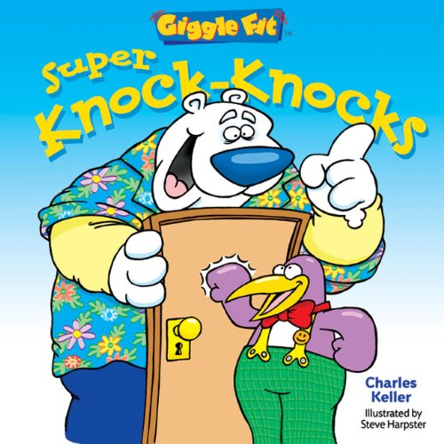 Giggle Fit: Super Knock-Knocks by Sterling (Image #1)