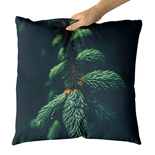 Westlake Art - Wallpaper Branch - Decorative Throw Pillow Cushion - Picture Photography Artwork Home Decor Living Room - 26x26 Inch -