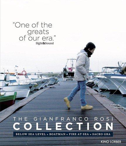 Blu-ray : Gianfranco Rosi Collection (3PC)