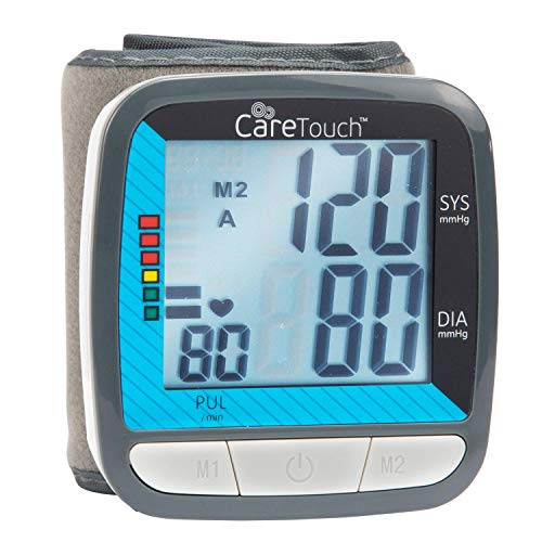 Care Touch Automatic Wrist Blood...