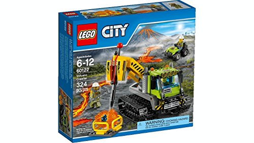 City - Volcano Crawler