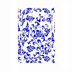 Personalized Blue and White Porcelain pattern Hard Plastic Phone Case Cover for Samsung Galaxy S3 I9300 Case wangjiang maoyi