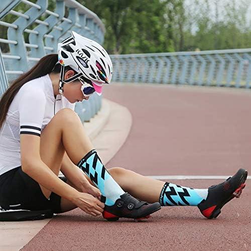 Wenjie Calcetines de Ciclismo Deportes Bicicleta Correr Clases de ...