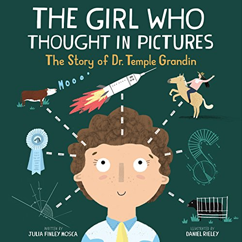 The Girl Who Thought in Pictures: The Story of Dr. Temple Grandin (Amazing Scientists) - http://medicalbooks.filipinodoctors.org