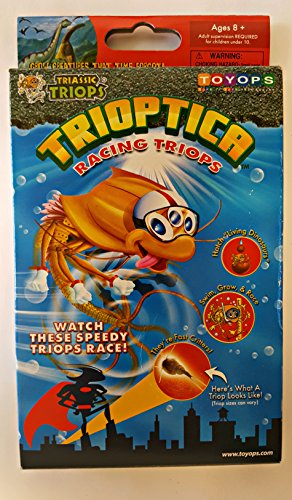 TOYOPS TRIOPTICA - Racing Triops Kit (Sea Monkeys Eggs)