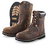 Best John Deere Ankle Boots - John Deere Men's McRae Ankle Boot, Brown 5 Review