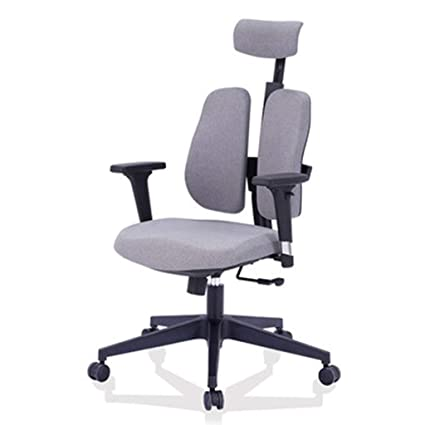Amazon.com: Swivel Chairs Chair Double Back Computer Chair ...