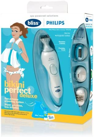 Philips HP6378 Bikini Perfect Deluxe - Depiladora femenina: Amazon ...