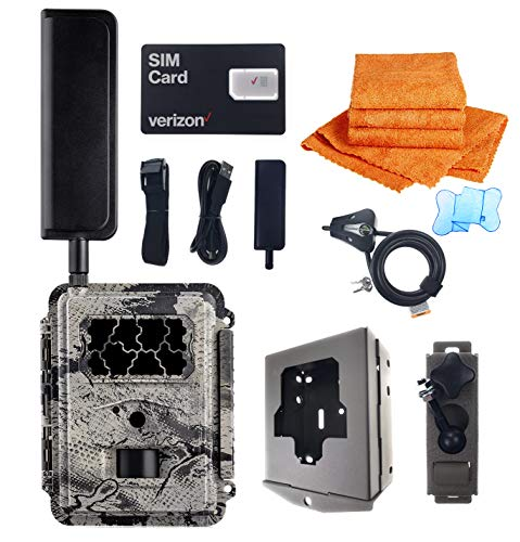 Spartan HD GoCam Verizon 4G/LTE, Blackout Infrared Deluxe Package Deal