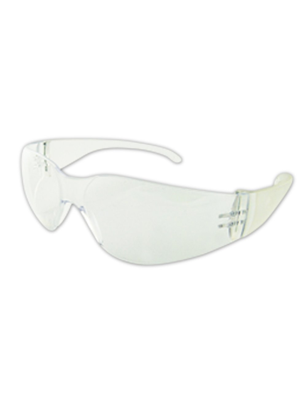 n-visiontm安全メガネ – n-vision安全GlassesblackグレーフレームCLR B004HMKKUM
