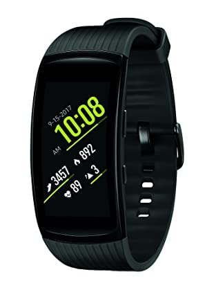 Amazon.com: Reloj inteligente de fitness Samsung Gear ...