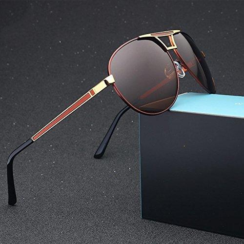 Aviador Gafas Hombres A A Interior Sol Polarizadas Azul De Gafas TIANLIANG04 Guía Para qCwtFnxT