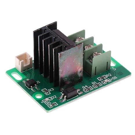 Sharplace Accesorios Cama Calefacción Impresora 3D Módulo Mosfet ...