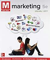 M: Marketing, 5th Edition Front Cover
